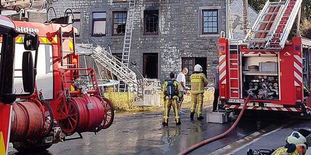"""Viroinval: """"Le manque de pompiers est aberrant"""" - La DH"""