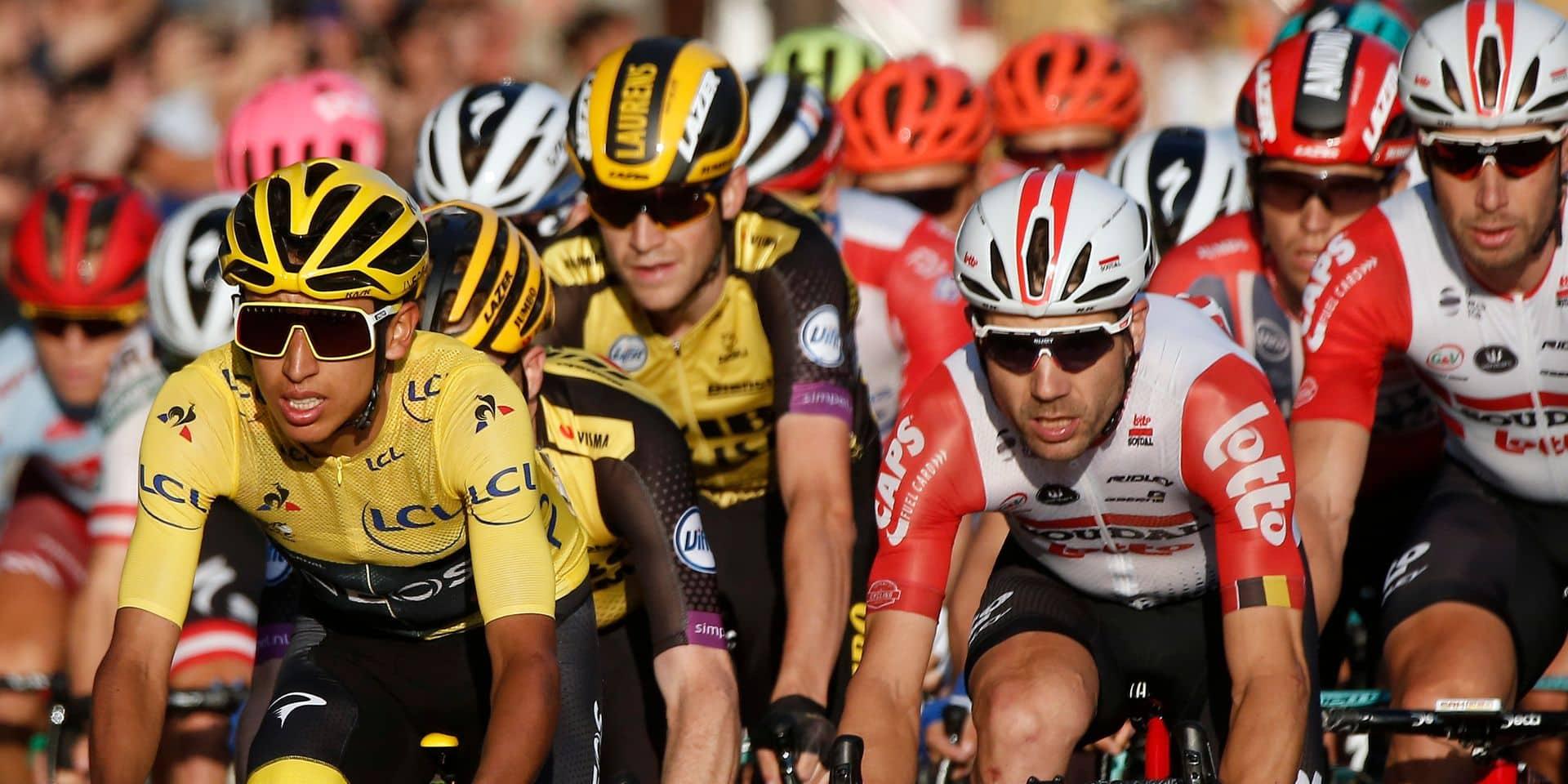 Egan Bernal espère finalement que le Tour de France aura lieu