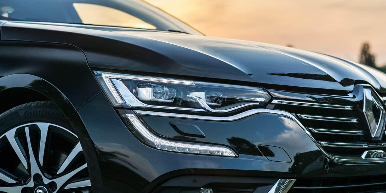 Renault redessine son losange: découvrez le nouveau logo du constructeur (PHOTO) - dh.be