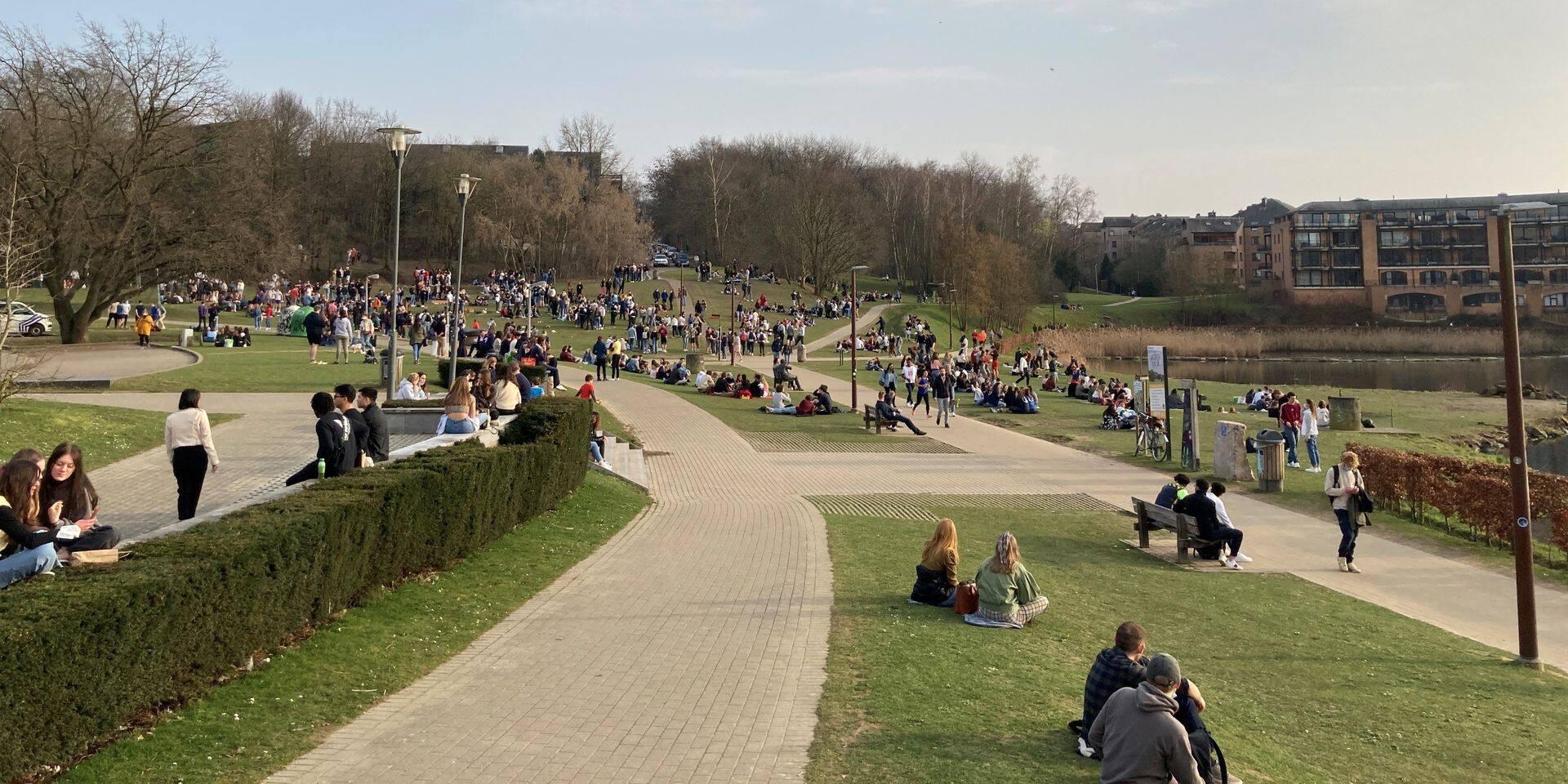 Rassemblements à Louvain-la-Neuve : la bourgmestre adresse une lettre aux étudiants après les débordements des derniers jours