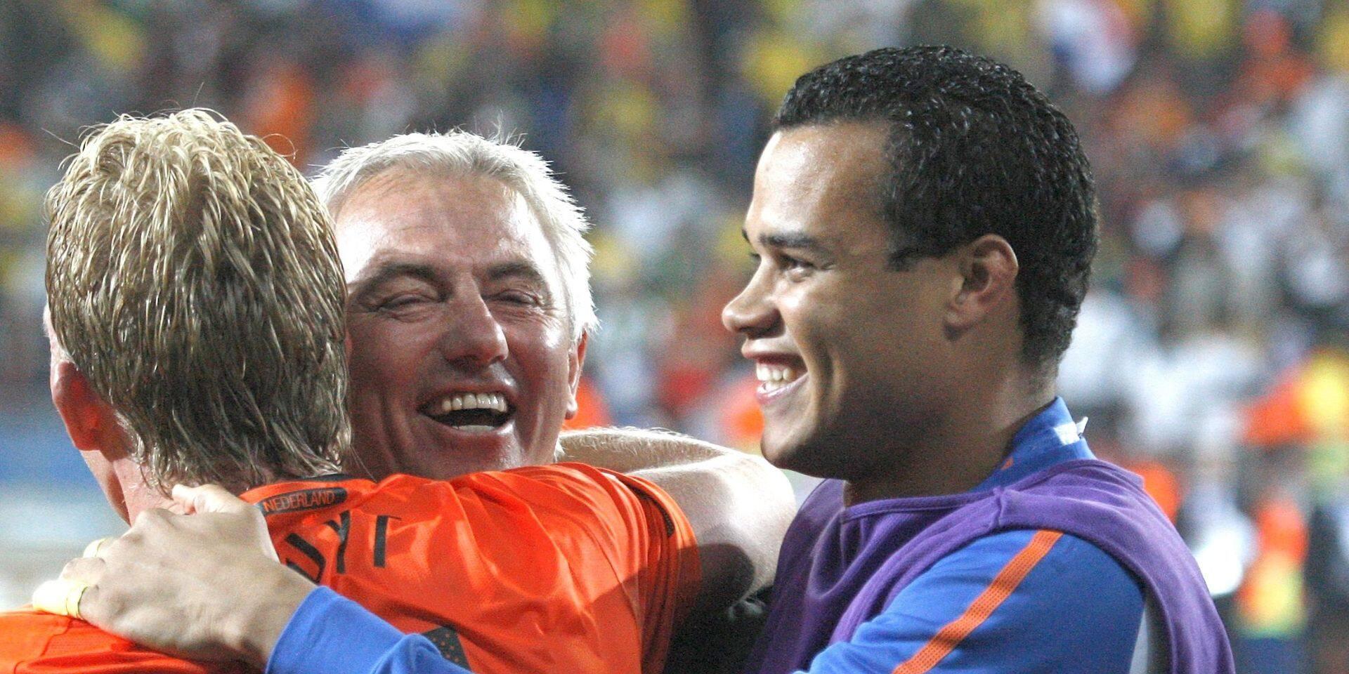 Le gardien de but néerlandais Michel Vorm arrête sa carrière