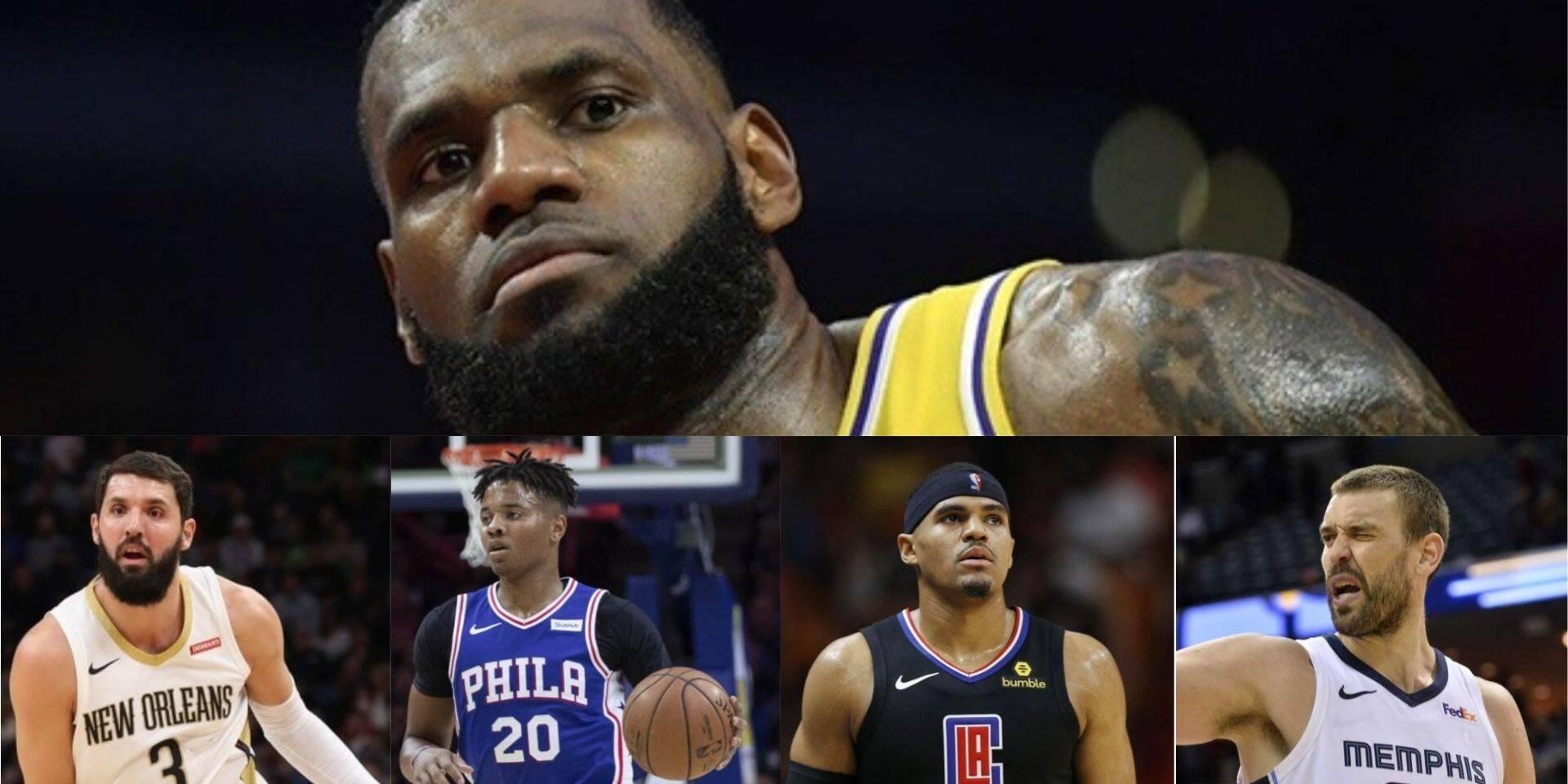 Qui sont les gagnants et les perdants de la NBA trade deadline?