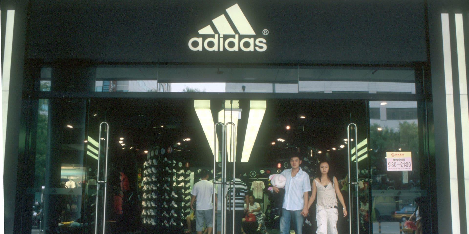 "Adidas pénalisé à cause du Coronavirus : ""Un impact d'un milliard d'euros"""
