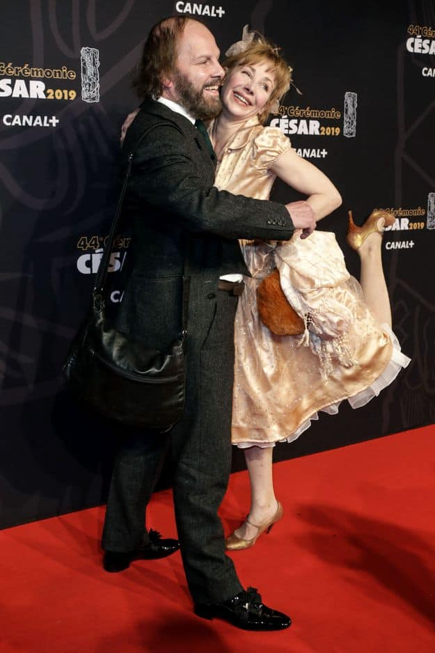 Philippe Katherine et Julie Depardieu