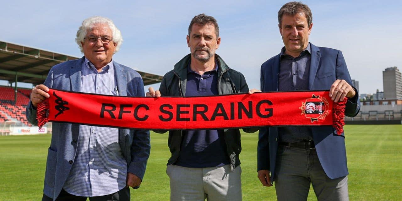 """Tout va s'accélérer à Seraing: """"Des joueurs de Metz seront là dès la reprise"""""""