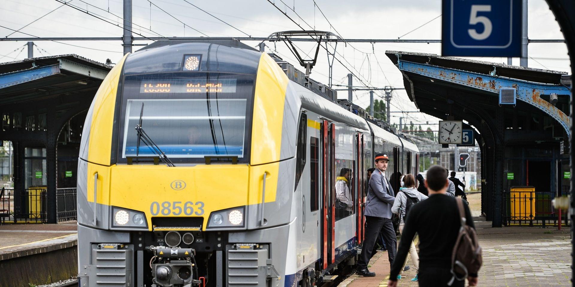 Le railpass gratuit de la SNCB disponible dès ce lundi, mais pas utilisable directement