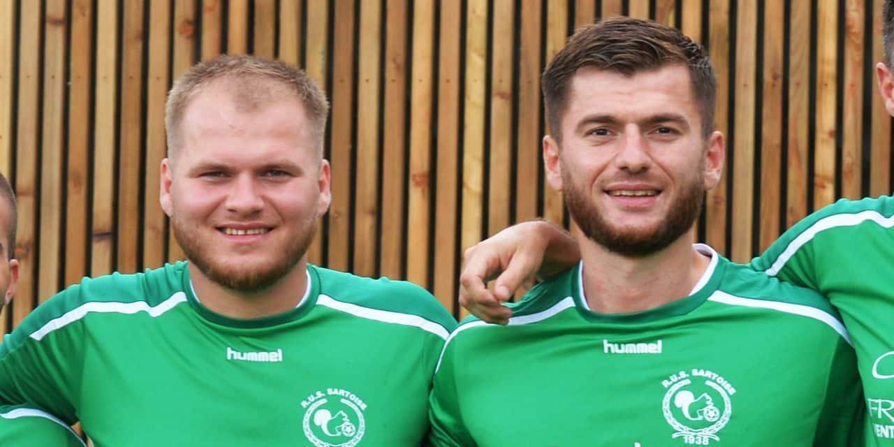 P1 Luxembourg: les frères Murtezi affolent les compteurs, premières minutes de Mairlot, trois buts de Lalloyer