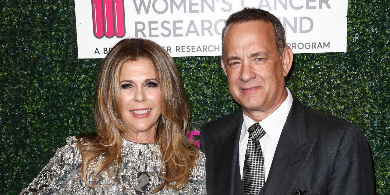 Coronavirus : infectés, Tom Hanks et son épouse publient un selfie de leur quarantaine