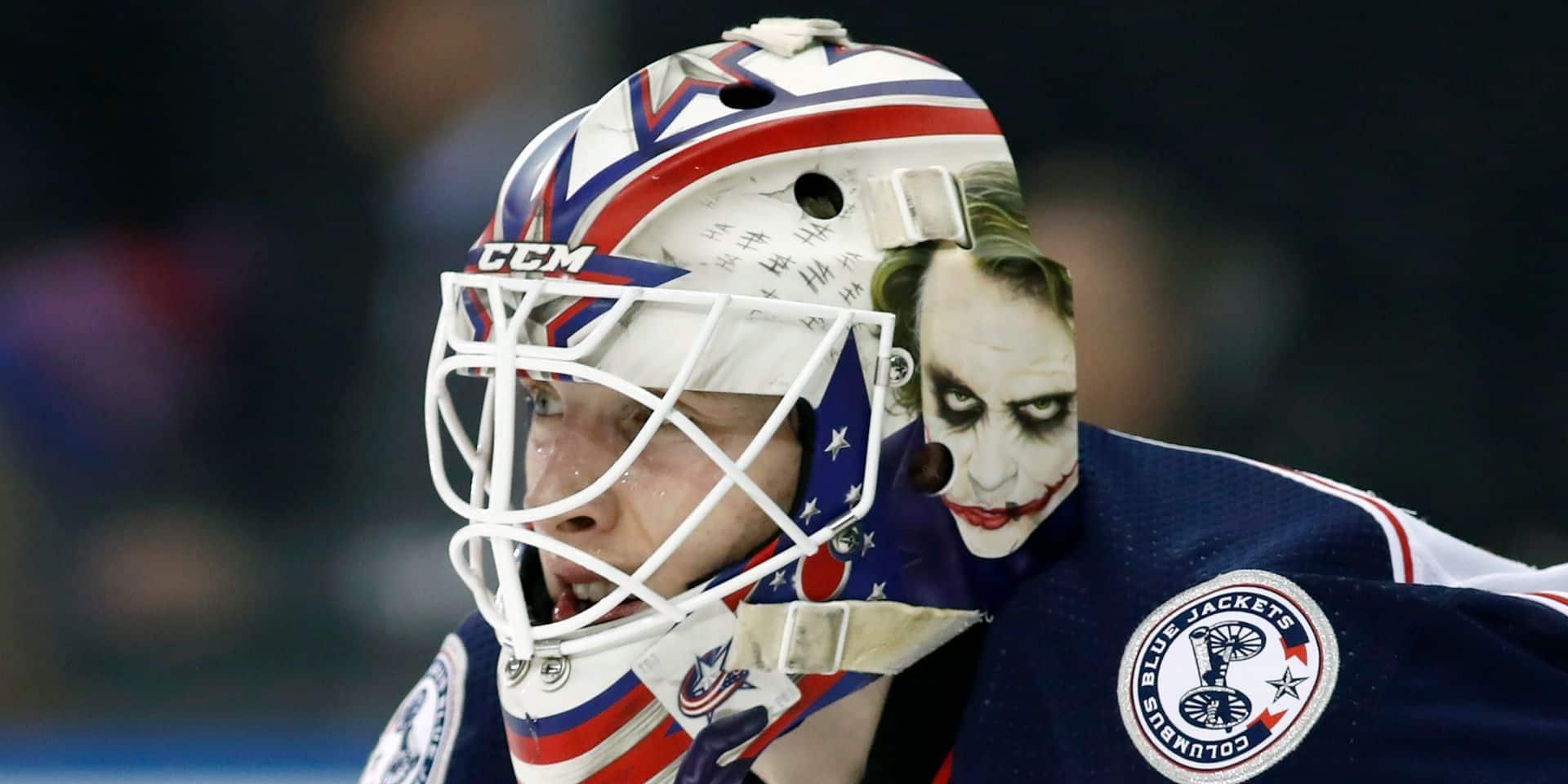 NHL : Le gardien Kivlenieks (Columbus) décède dans un accident dû à des feux d'artifice