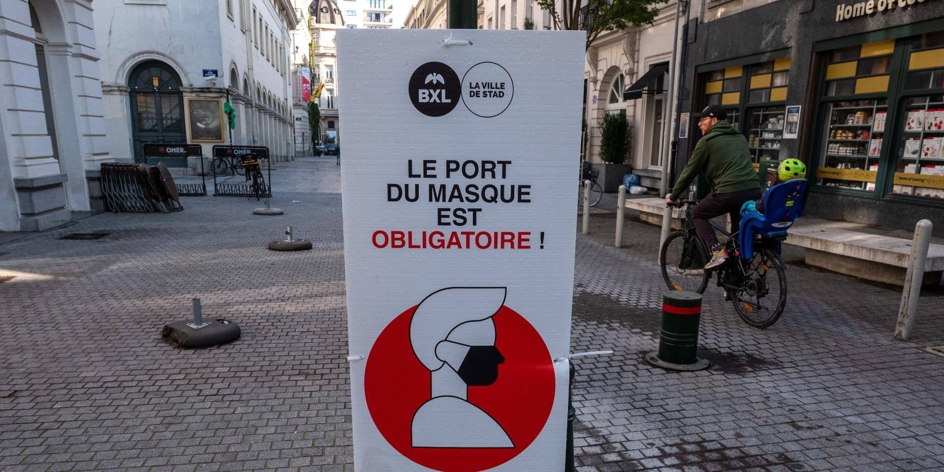 """Le Belge francophone inquiet des conséquences sur ses droits fondamentaux: """"Beaucoup de gens se disent que ces restrictions doivent rester temporaires"""""""