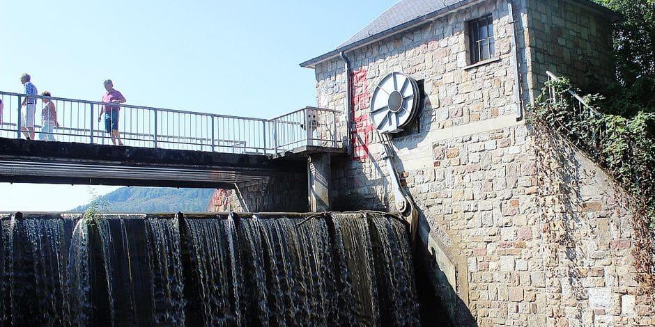 J'aime ma commune / Vielsalm : Feu vert à la centrale hydroélectrique