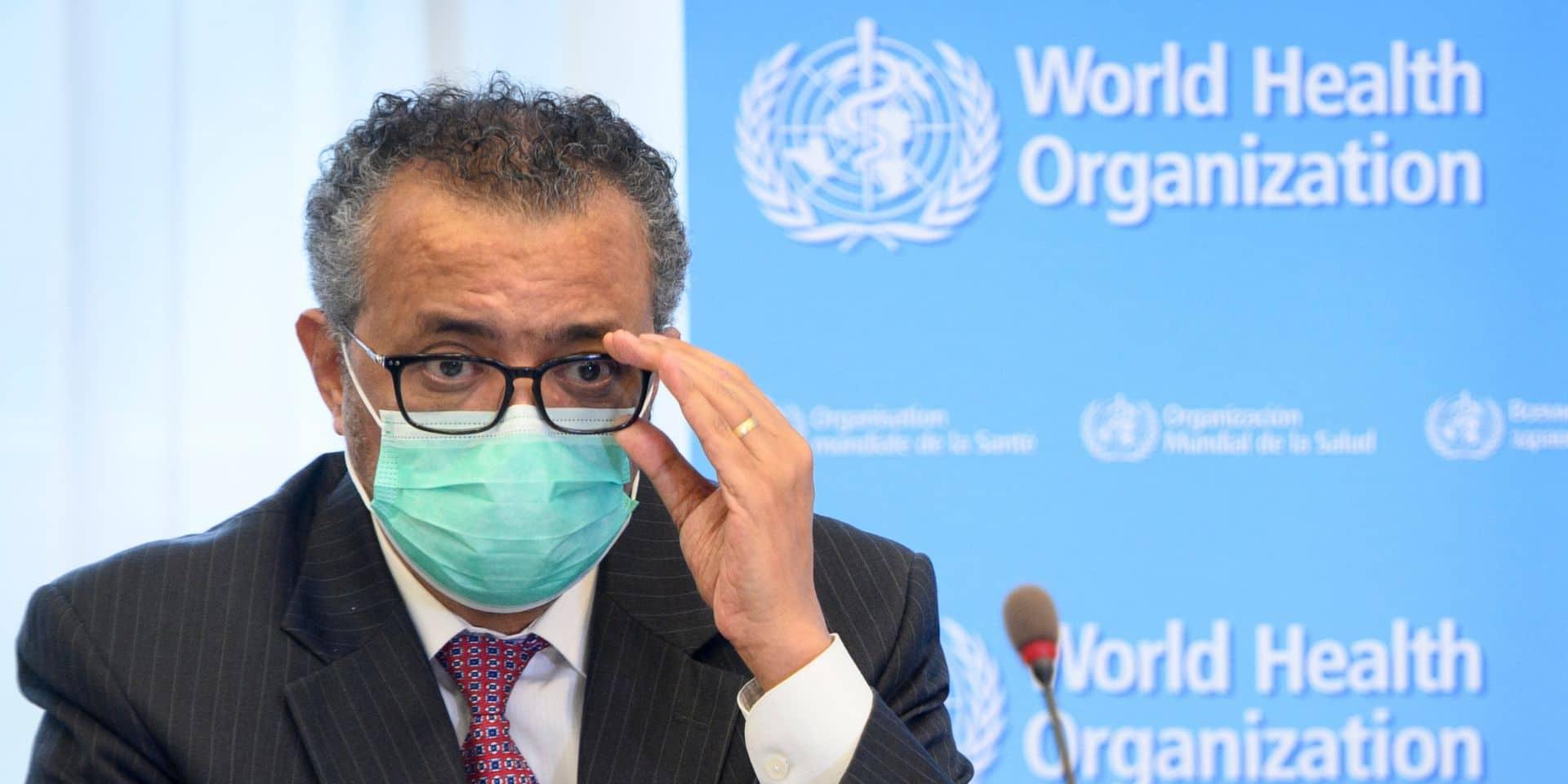 La pandémie de Covid-19 a fait plus de quatre millions de morts, annonce l'OMS