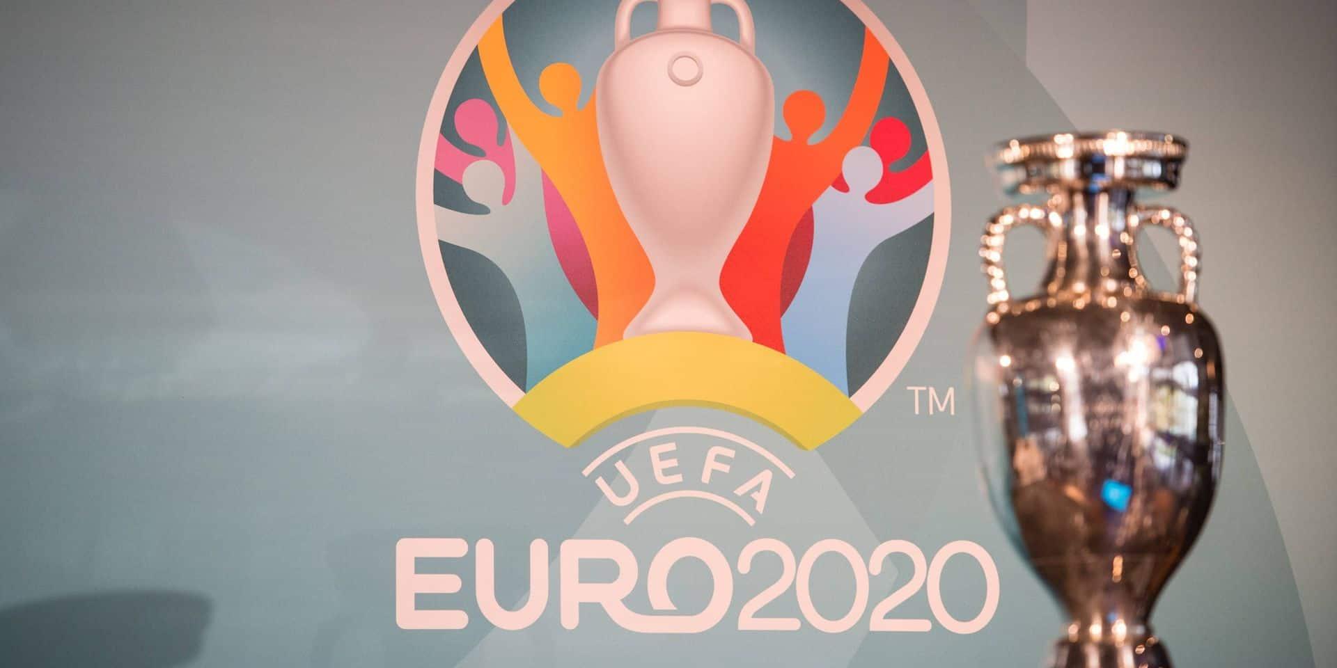 Logo et coupe de l'UEFA Euro 2020 : au programme, des matches, des buts... et des victoires !