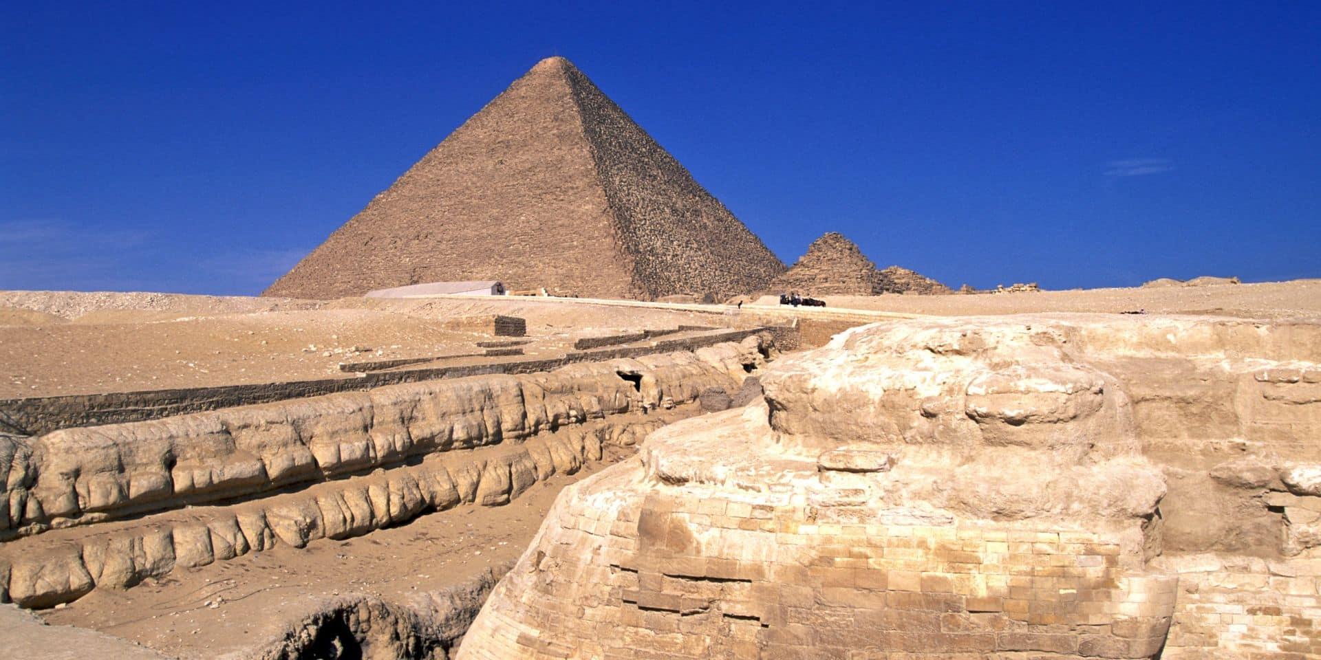 Egypte: découverte de 250 tombeaux enfouis depuis plus de 4.000 ans