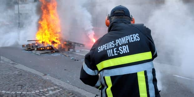 Préavis de grève chez les pompiers de Huy et Liège - La DH