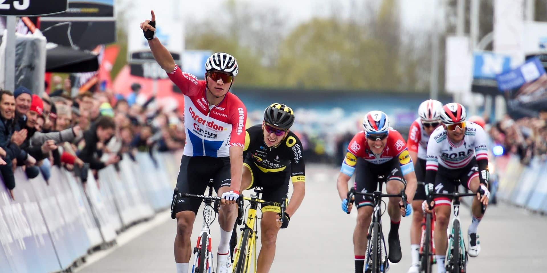 A travers la Flandre : Les wild cards pour trois équipes belges et une française