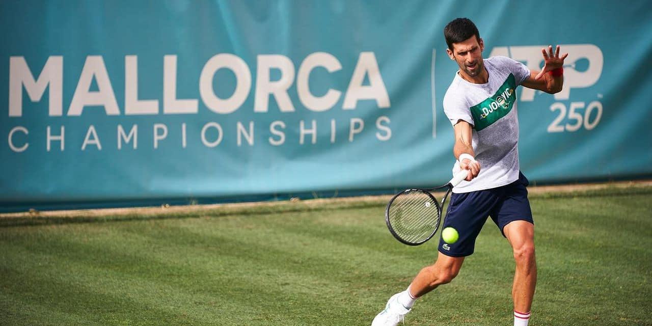 """Djokovic est-il le GOAT? """"Je laisse les experts établir leurs grilles d'évaluation"""""""