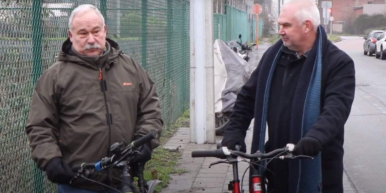 Antoing: le bourgmestre et le directeur général en selle pour présenter les gros projets de l'entité (VIDEO)