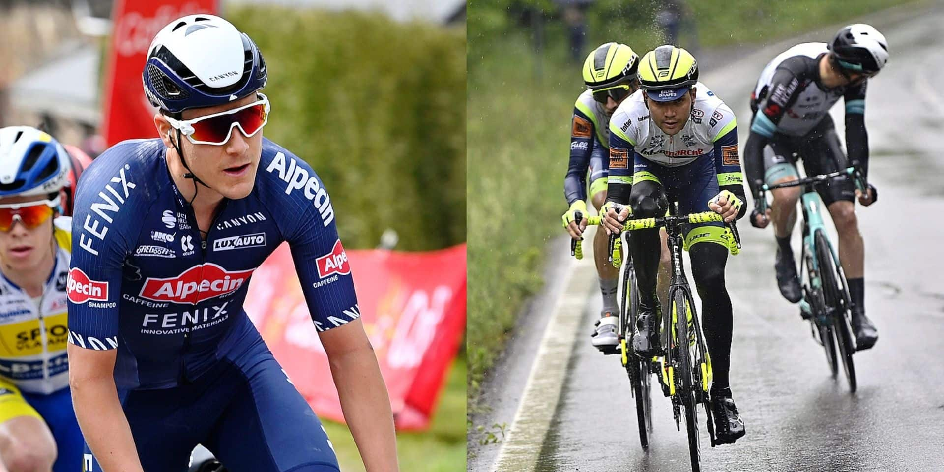 """Les Belges à l'offensive au Giro: """"Les jambes tournaient bien"""""""