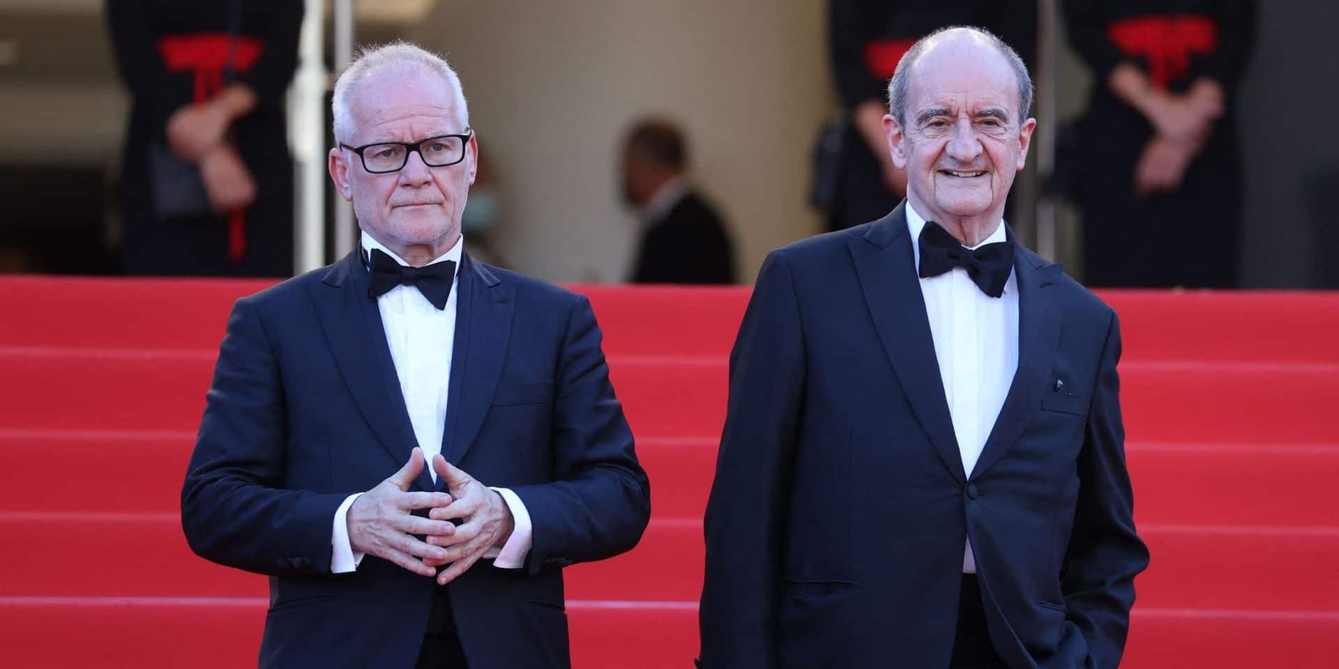 """Festival de Cannes : """"Il n'y a pas de cluster cannois"""", affirme son délégué général"""