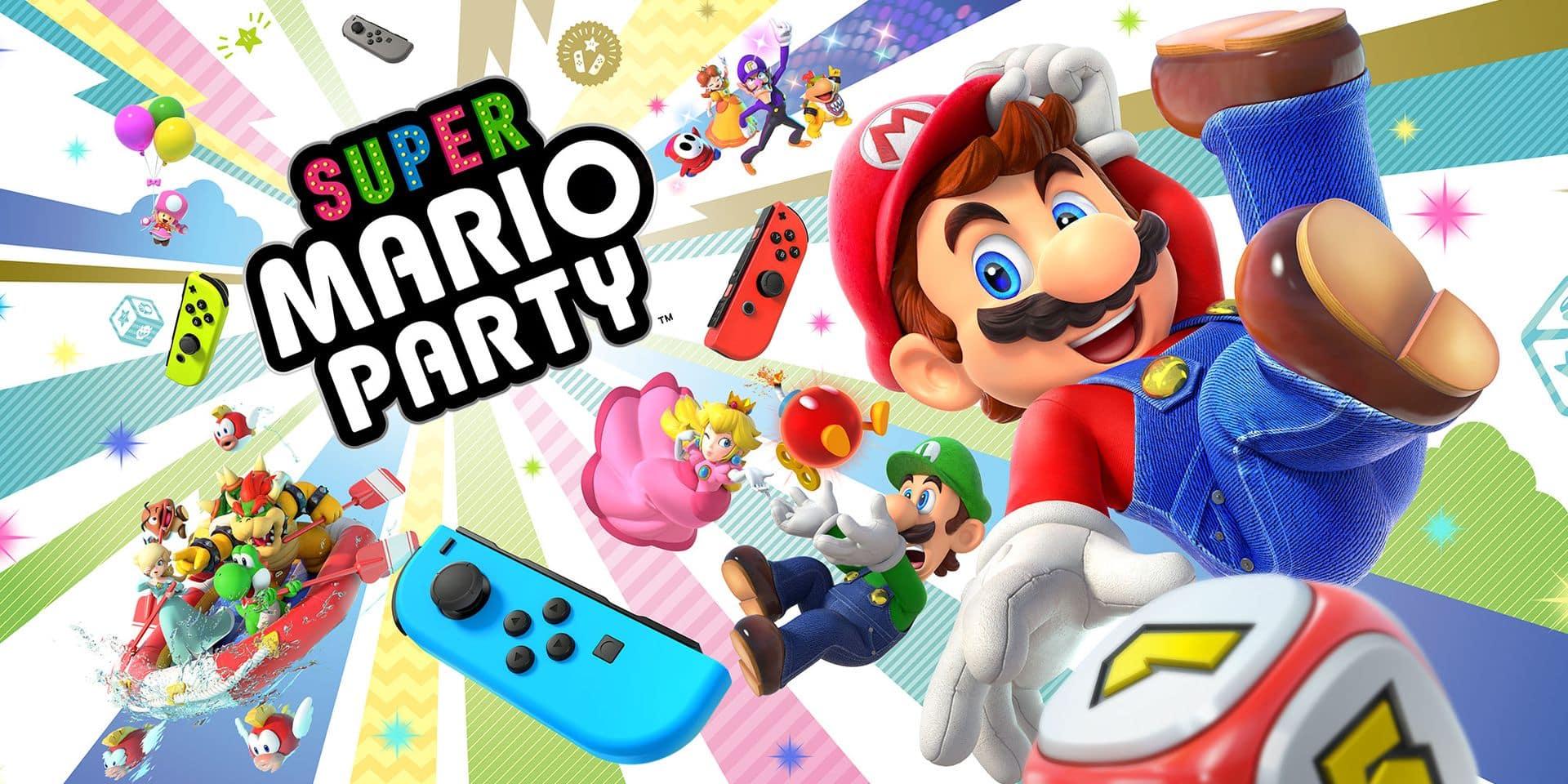 Super Mario Party: du fun pour tous (TEST)