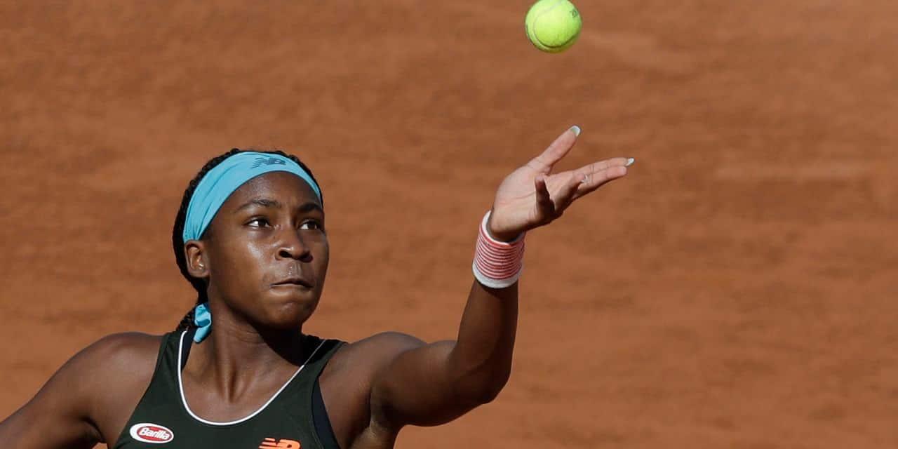 WTA Parma: Cori Gauff s'offre un doublé historique