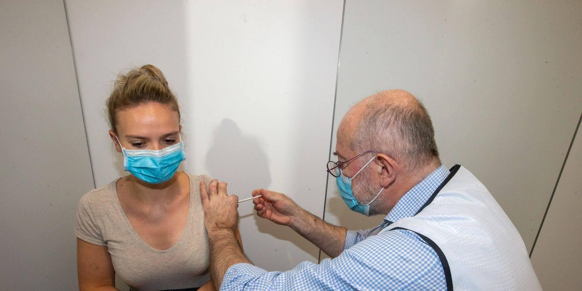 Feu vert pour le transfert de vaccins entre régions