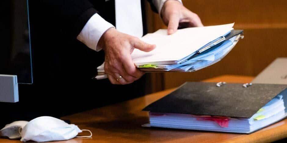 Un an de prison avec un sursis simple contre Ludovic N., chef d'enquête du dossier Hakimi-Pauwels