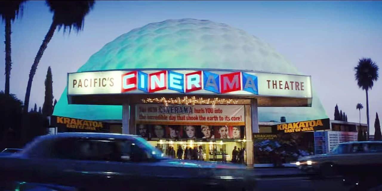 Cinerama Dome 6360 Sunset Blvd.