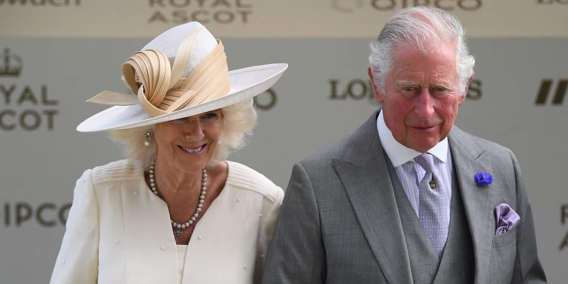 """La nouvelle """"preuve"""" intrigante du fils caché présumé de Charles et Camilla: """"C'est le double de la Reine"""""""