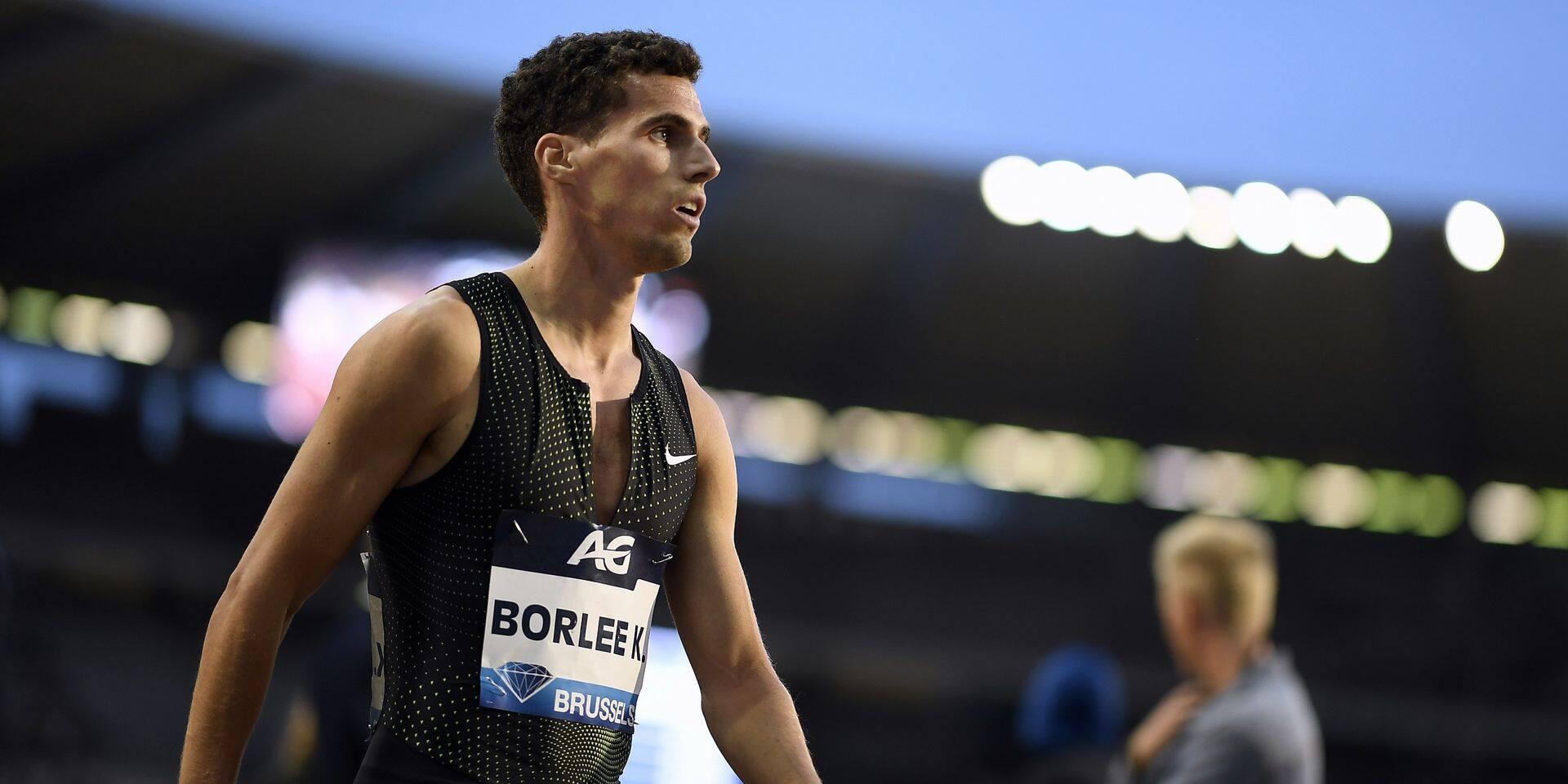 La fédération belge sélectionne les trois relais du 4X400m en vue des Mondiaux de Doha