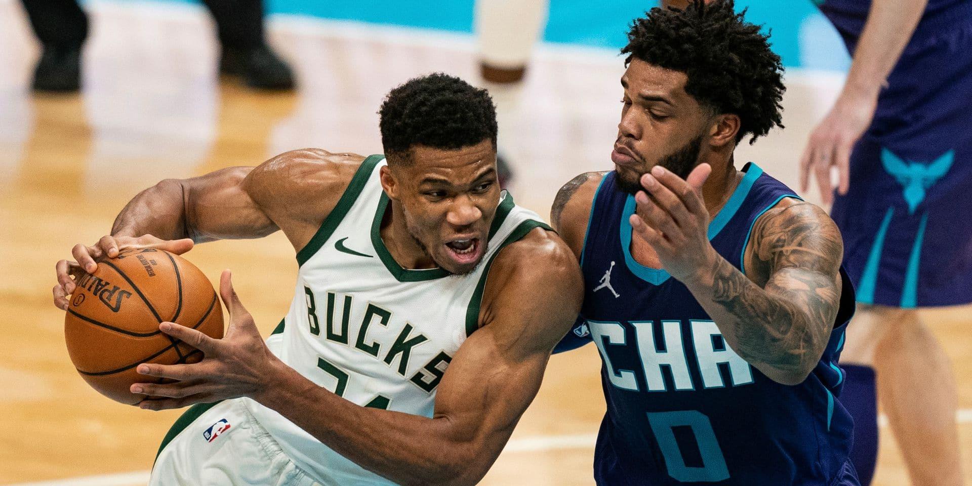 NBA: les Clippers passent leurs nerfs sur les Cavaliers, Antetokounmpo impérial