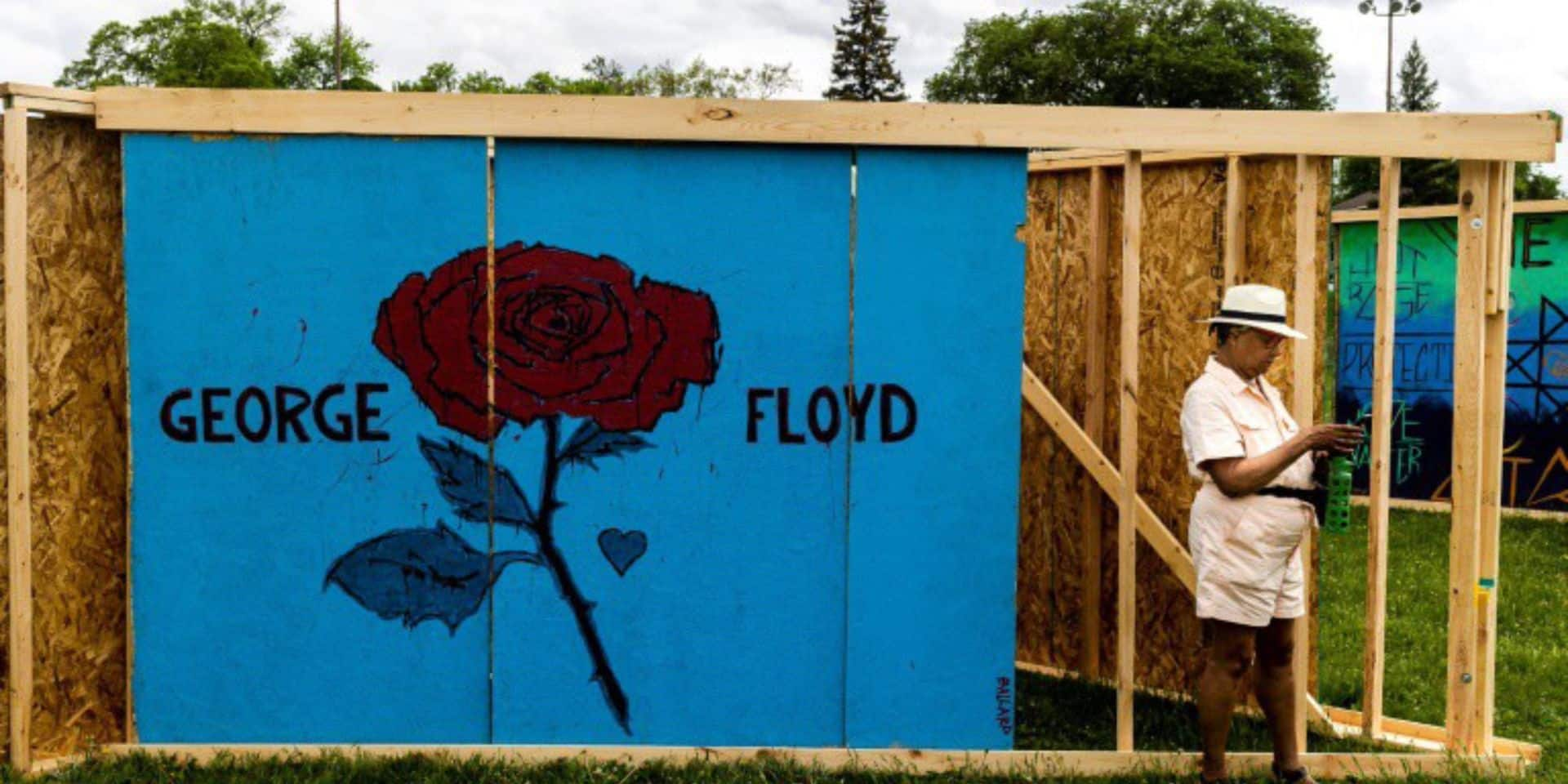 Aux Etats-Unis, Minneapolis commémore George Floyd un an après sa mort