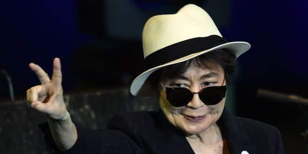 A 85 ans, Yoko Ono va sortir un nouvel album pour la paix - La DH