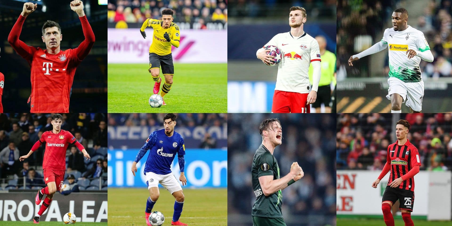 Objectifs, joueur-clé, classement: la Bundesliga passée au crible avant son grand retour