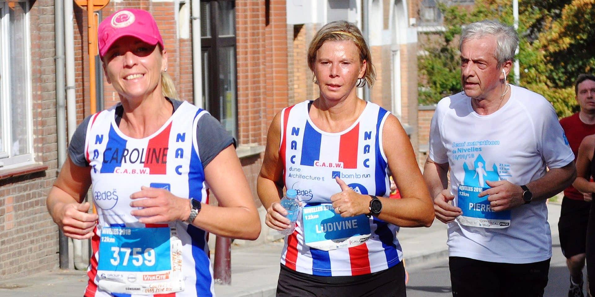 Semi-marathon de Nivelles : le record de Pierre Huart