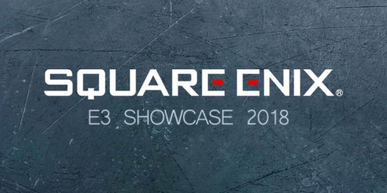 E3 2018: Square Enix déçoit