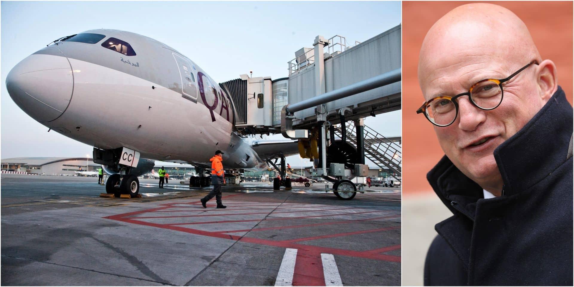 """Vol cargo polémique entre Liège et Maastricht: """"Liège Airport ne porte aucune responsabilité"""""""