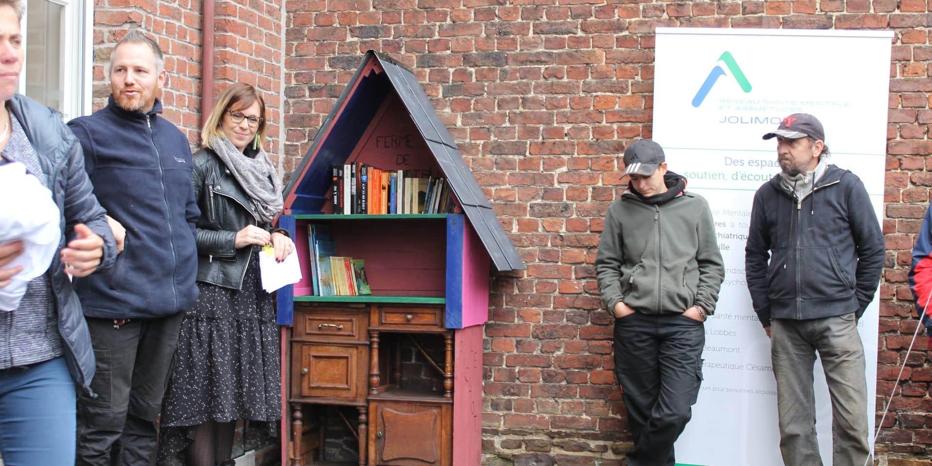Cinq projets au service de la santé mentale à Lobbes