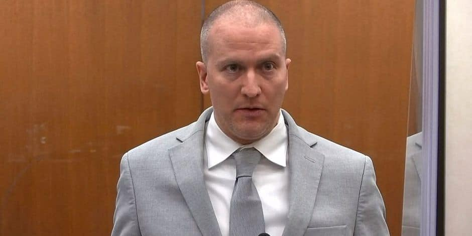 Derek Chauvin, l'ex-policier américain condamné pour le meurtre de George Floyd, fait appel