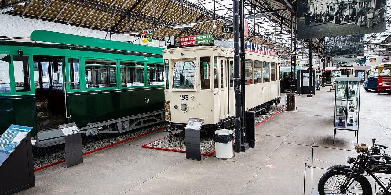 Liège : 1,6 million pour rénover le musée des Transports en commun !
