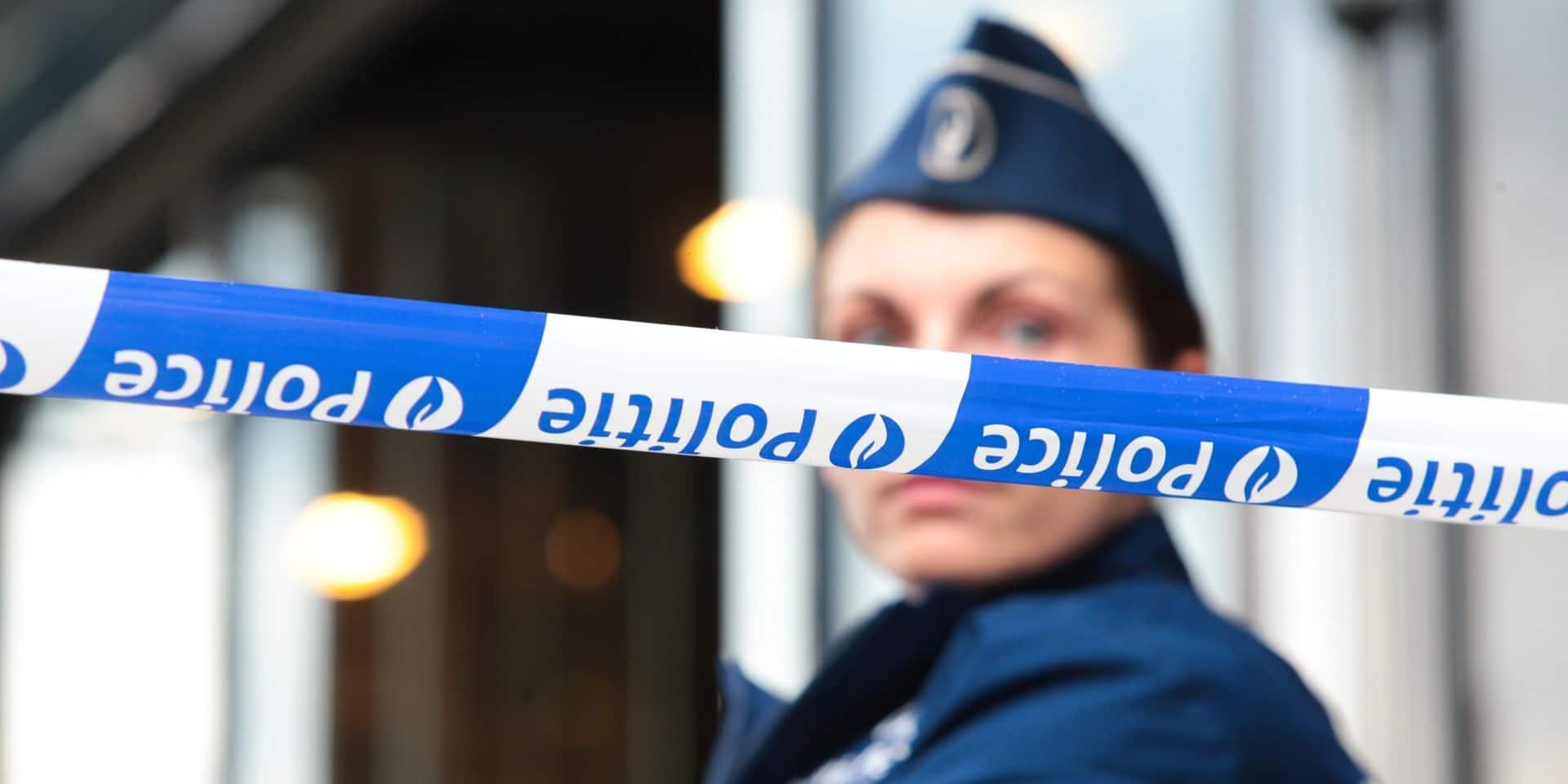 Retrait de permis pour le conducteur qui a renversé une dame âgée à Schaerbeek lundi