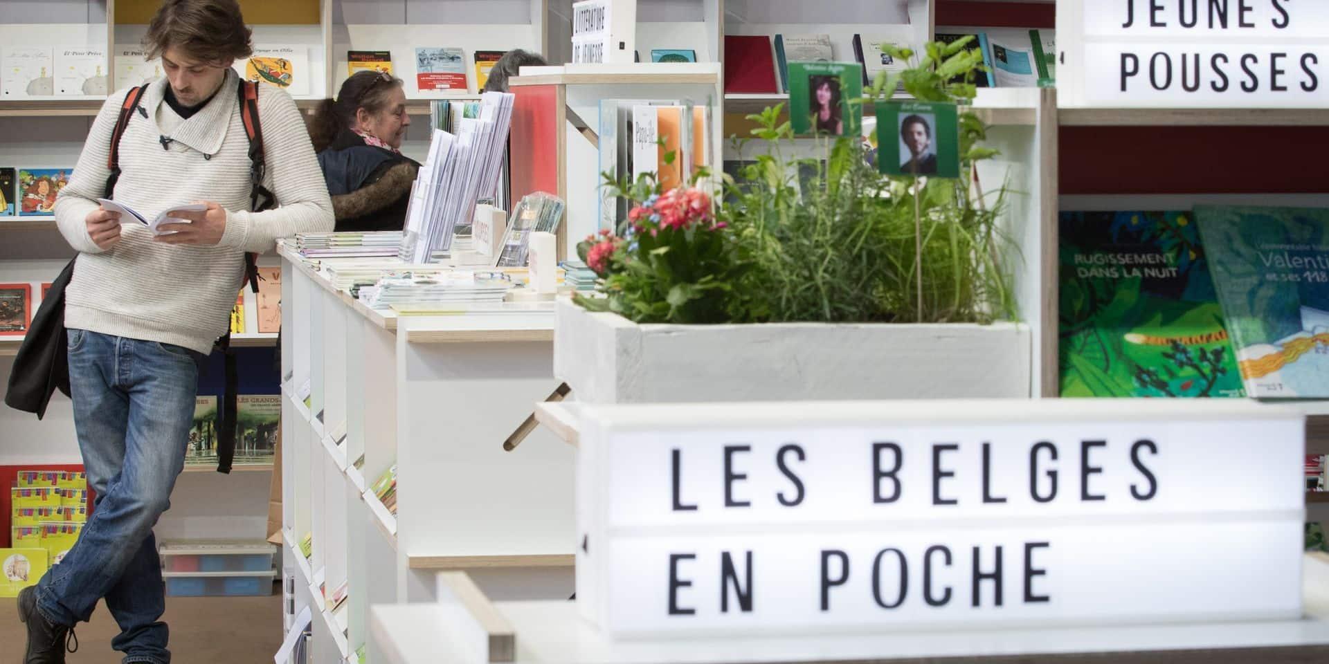 """""""Lisez-vous le belge ? """", une campagne pour promouvoir le livre belge francophone"""