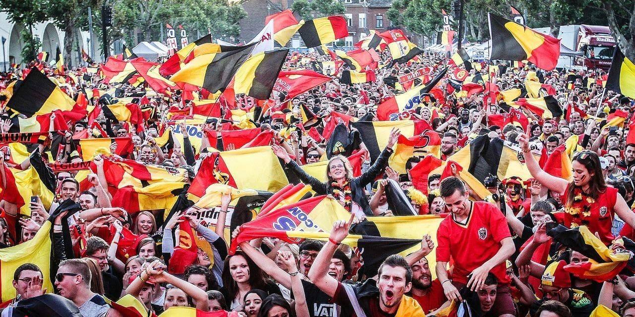 Euro 2020: pas d'écran géant dans les différentes communes de Charleroi