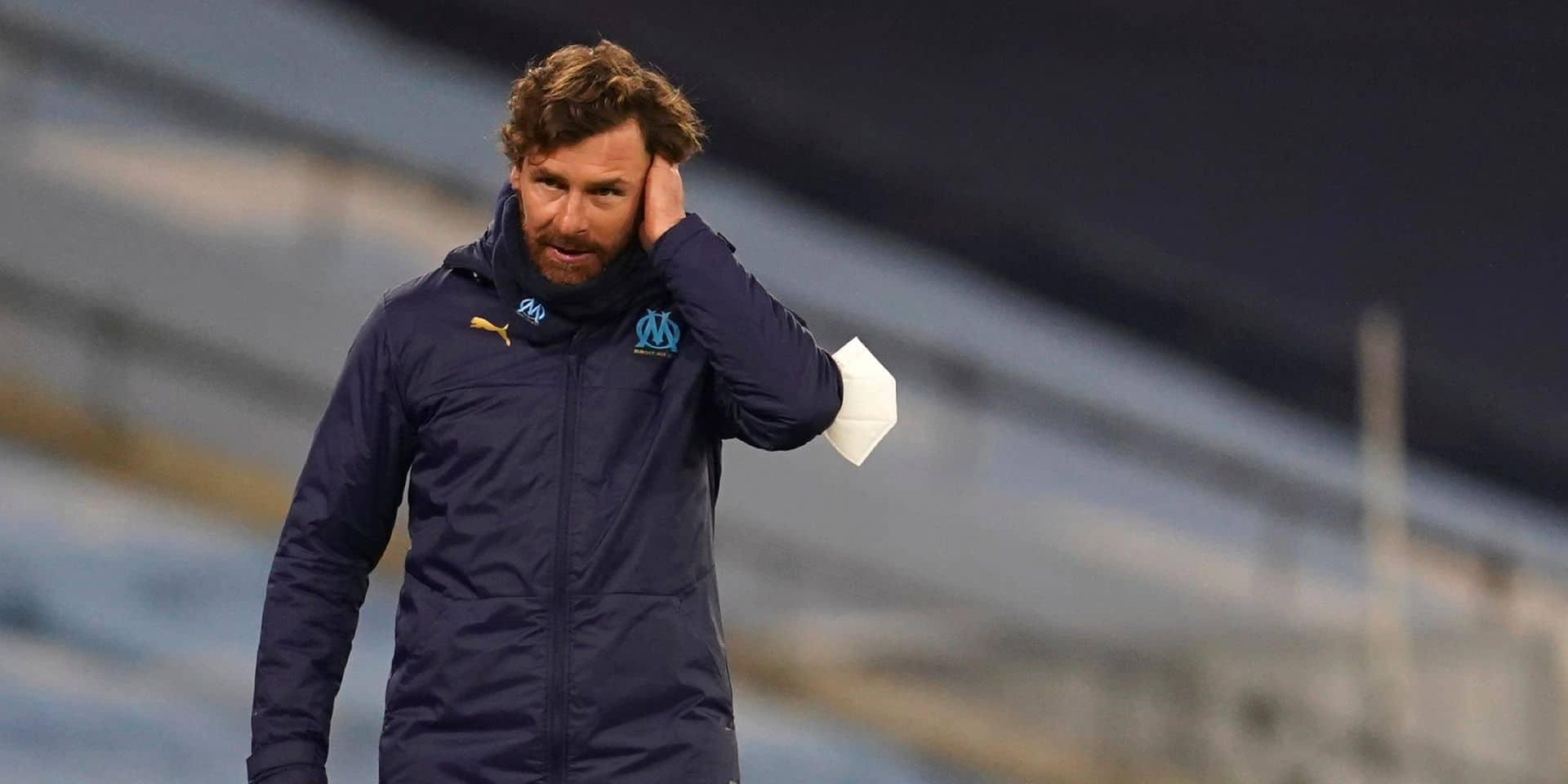 Ligue 1 : Séparation à l'amiable entre Marseille et Villas-Boas