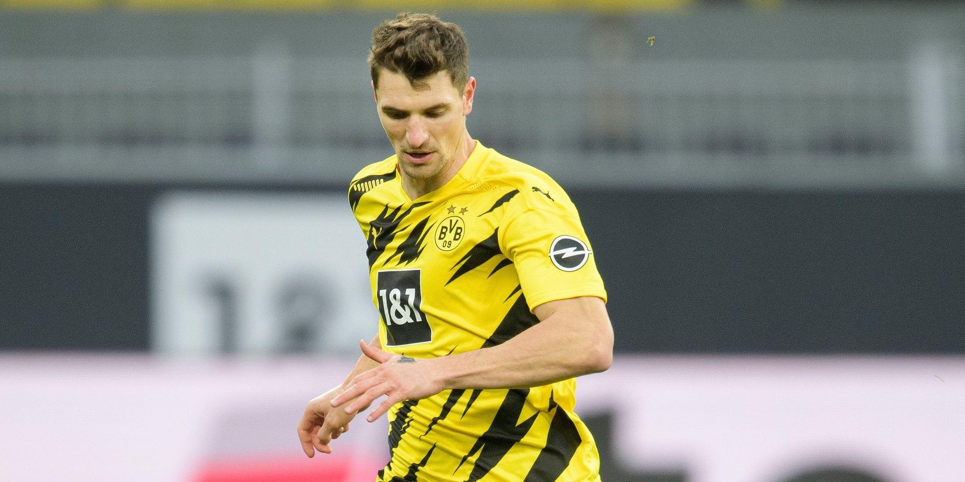 Soccer 1. Bundesliga / Borussia Dortmund - Arminia Bielefeld 3: 0.