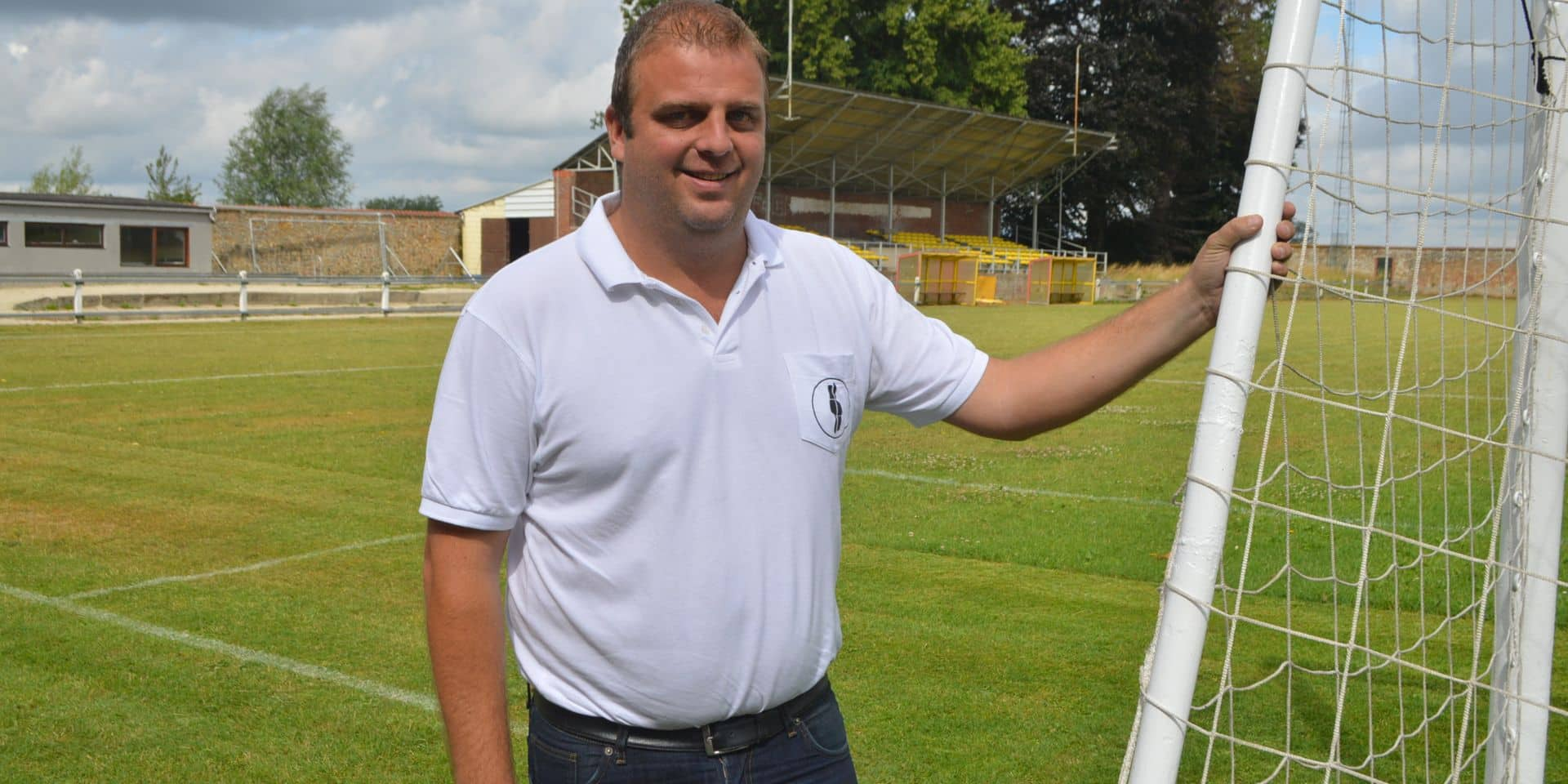 "Christophe Debaisieux, manager de Beloeil (P1), affiche ses ambitions : ""On ne va pas se cacher"""