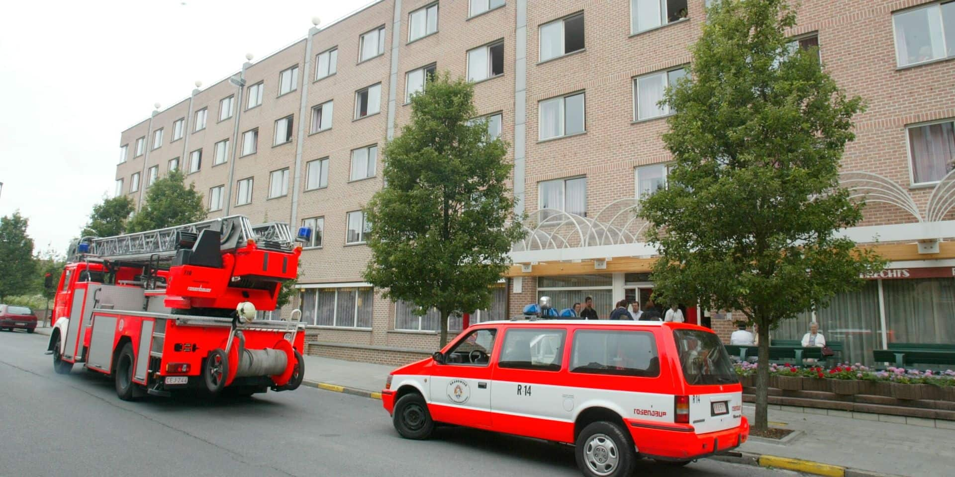 Mobilisation au home Sebrechts menacé de fermeture à Molenbeek