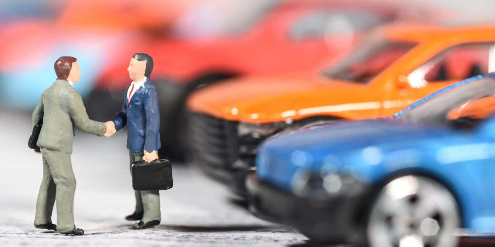 Les concessionnaires tournaisiens craignent une rupture de stock des véhicules d'occasion