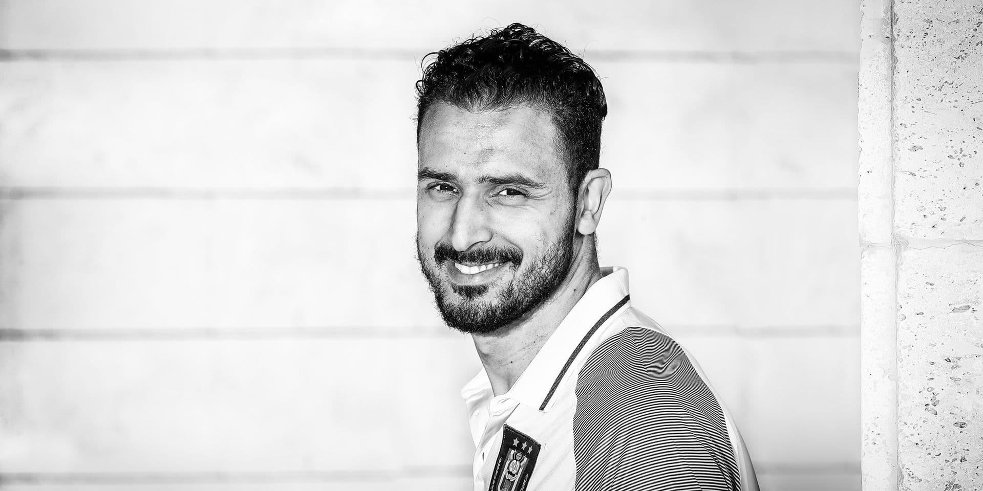"""Avant le Clasico, Nacer Chadli s'exprime sur l'investissement au Standard et sur sa saison à Anderlecht: """"J'ai investi autour d'un million à Sclessin mais que le meilleur gagne"""""""